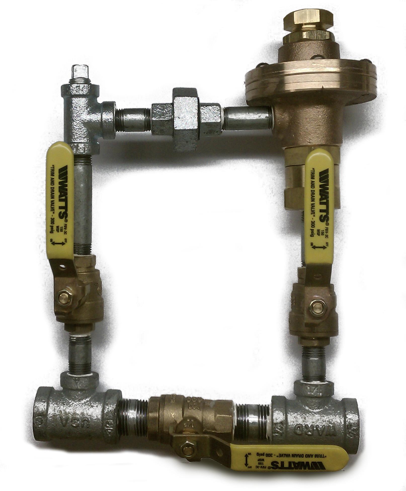 Air Pressure Maintenance Device (Model D-2)