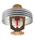 VK352-D - Standard/Quick Response Concealed Pendent Sprinklers (K8.0)