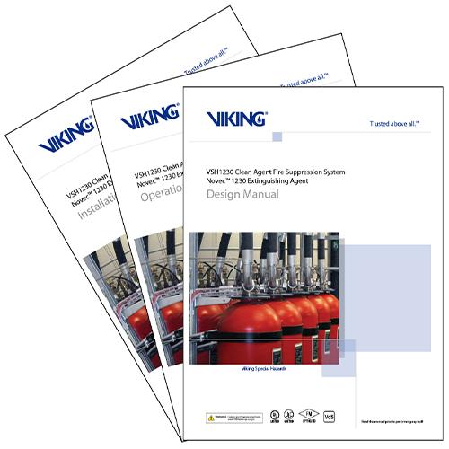 VSH1230 System Manuals