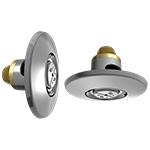 VK426, VK427 Flush Pendent and Flush Horizontal Sidewall Institutional Sprinklers (K5.6)