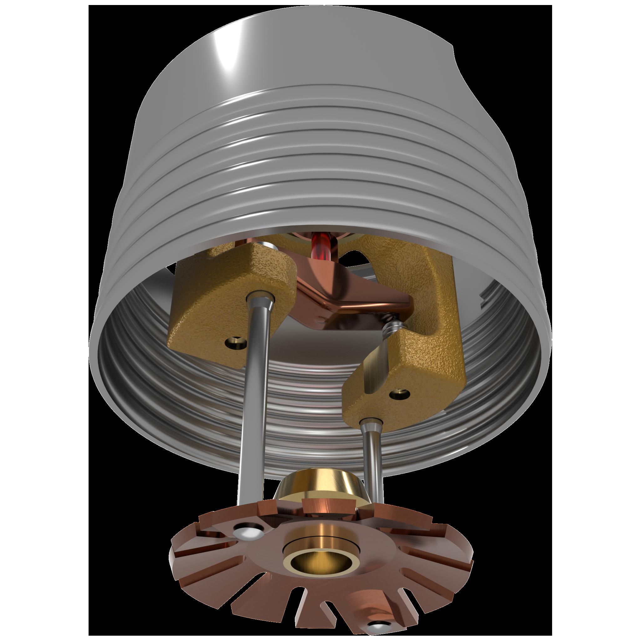 VK462, VK463 HP - Mirage® Standard/Quick Response Concealed Pendent Sprinkler (K5.6)
