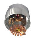 VK4611 - Quick Response Concealed Pendent Sprinkler (K2.8)