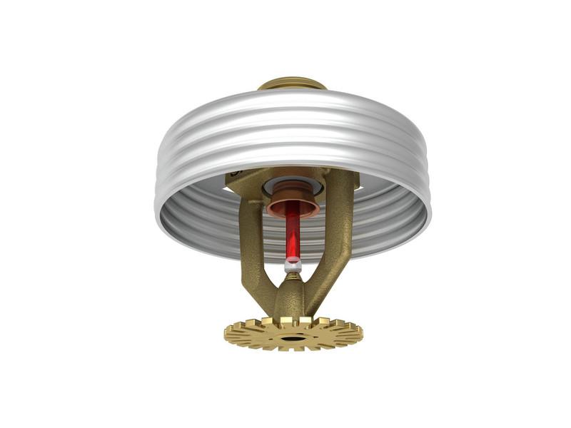 VK468-D - Residential Domed Concealed Pendent Sprinkler (K4.9)