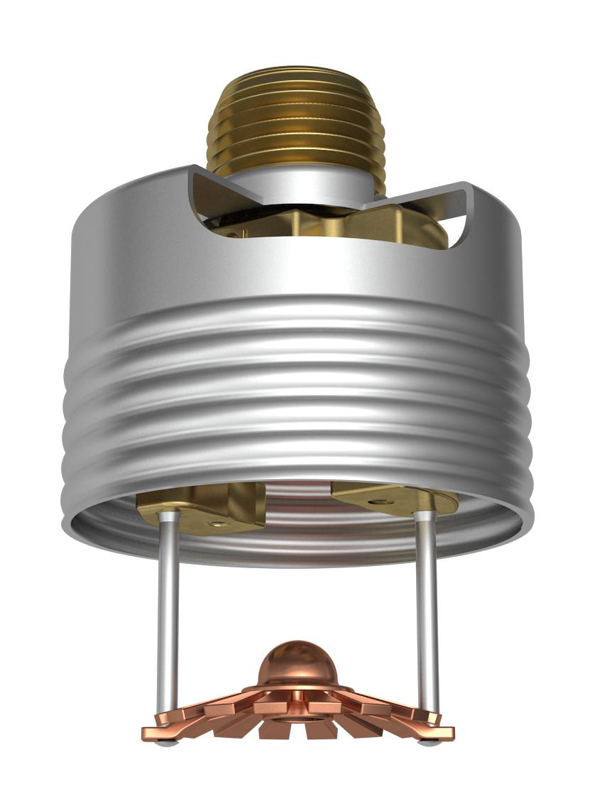 Vk492 mirage standard response concealed pendent sprinkler k56 the viking mirage standard response concealed pendent sprinkler vk492 is a thermosensitive glass bulb spray sprinkler designed for installation on mozeypictures Images