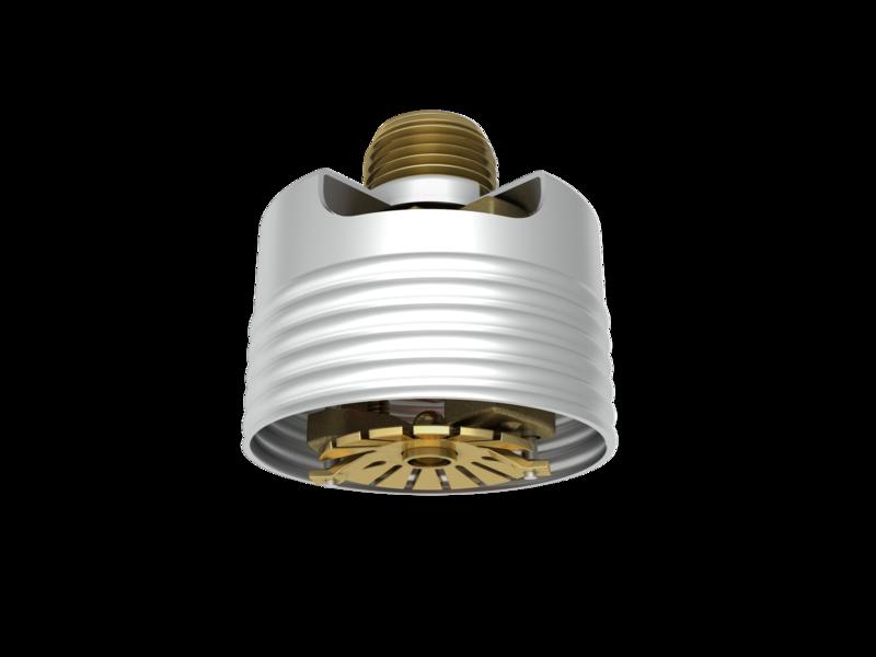 VK632, VK634 - Mirage® QREC Concealed Pendent Sprinklers (5.6 and 8.0 K Factor)