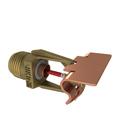 VK319 - Microfast® HP Quick Response Horizontal Sidewall Sprinkler (K5.6)