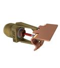VK344 - Microfast® HP Quick Response Horizontal Sidewall High Pressure Sprinkler (K2.8)