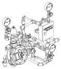 "Pilot Regulating Trim for 1-1/2"" & 2"" (DN40 & DN50) Model J Flow Control Valve"