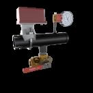 """EasyPac Floor Control Riser Assemblies 1-1/4"""" - 8"""" (DN32 - DN200)"""