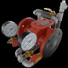 Alarm Check Valve Horizontal Trim (Model J-1)