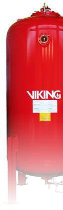 Viking Foam Storage Tank